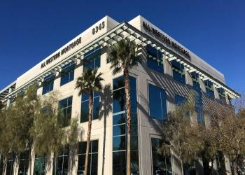 Las Vegas mortgage company ALL WESTERN MORTGAGE