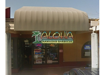 Salinas barbecue restaurant ALOHA HAWAIIAN BARBECUE