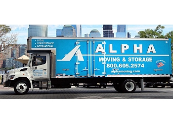 Jersey City moving company ALPHA MOVING & STORAGE