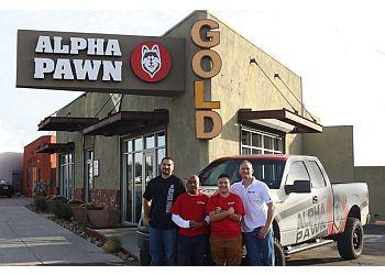 Phoenix pawn shop ALPHA PAWN & JEWELRY