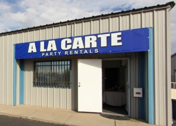 Tucson event rental company A La Carte Rentals