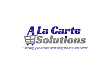 Beaumont web designer Web Design by A La Carte Solutions