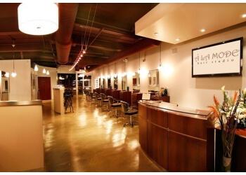Glendale hair salon A La Mode Hair Studio