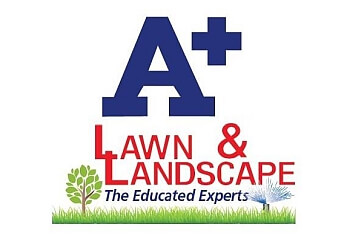 Des Moines lawn care service A+ Lawn & Landscape
