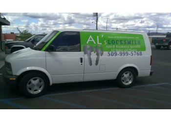 Spokane locksmith AL's Locksmith