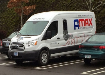 Portland locksmith A-MAX Security Solutions