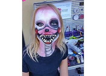 Henderson face painting AMAZING FACE PAINTING