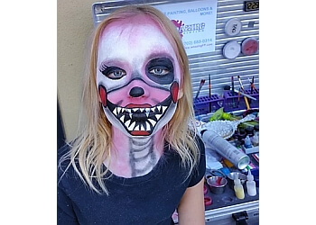 Las Vegas face painting AMAZING FACE PAINTING