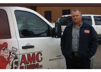 Beaumont plumber AMC Plumbing Inc.