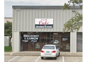 Grand Prairie sandwich shop A & M Cafe