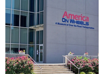 Allentown places to see AMERICA ON WHEELS MUSEUM