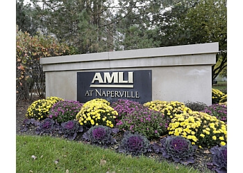 Naperville apartments for rent  AMLI at Naperville