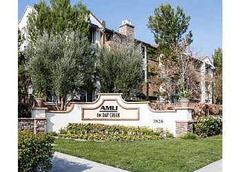 Rancho Cucamonga apartments for rent AMLI on Day Creek