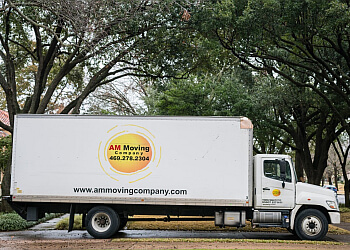 Dallas moving company AM Moving Company