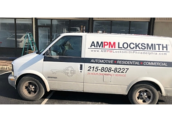 Philadelphia locksmith AM&PM LOCKSMITH