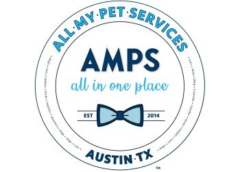 Austin dog walker AMPS Pet Services