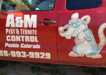 Pueblo pest control company A&M Pest and Termite Control