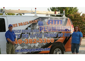 Denton plumber AM Plumbing