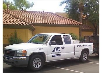 Phoenix lawn care service AMS AZ Lawns
