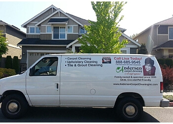 Bellevue carpet cleaner ANDERSON CARPET CLEANING
