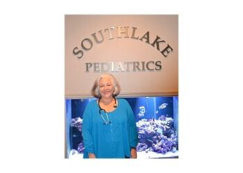 Birmingham pediatrician ANNE WOODHAM BYARS, M.D.