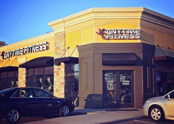 Norfolk gym ANYTIME FITNESS