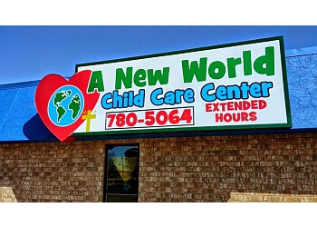 Lubbock preschool A New World Christian Learning Centers, Inc.