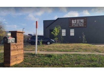 Arlington fencing contractor A&O Texas Solutions