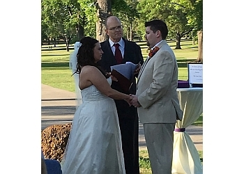 Fort Worth wedding officiant A One Stop Wedding Shop Ministry