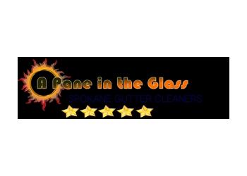Spokane gutter cleaner A PANE IN THE GLASS