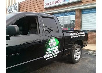 Charlotte towing company APB Wrecker Service
