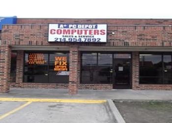 Garland computer repair A+ PC Depot