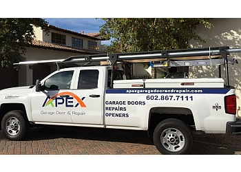 Scottsdale garage door repair APEX Garage Door & Repair