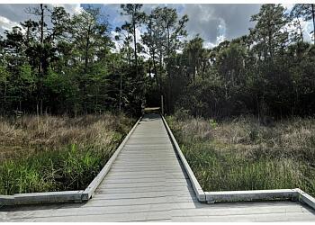 West Palm Beach hiking trail APOXEE WILDERNESS TRAIL