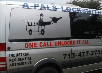 Pasadena locksmith A-Pals Locksmith