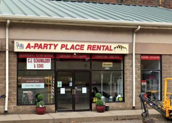 Pittsburgh rental company A Party Place Rentals