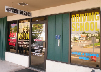 Port St Lucie driving school A Perfect Start Driving School Inc.