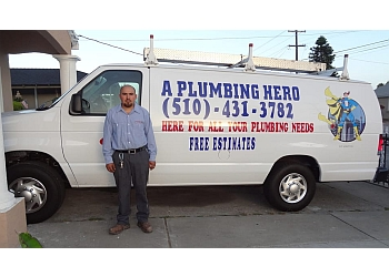 Hayward plumber A Plumbing Hero, Inc.