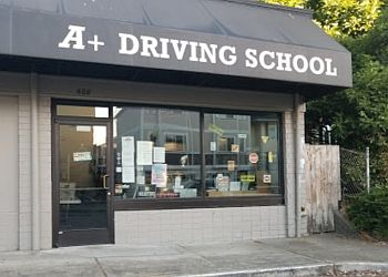 Tacoma driving school A Plus Driving School
