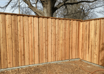 Lubbock fencing contractor A Plus Fence Repair & Installation