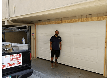 Long Beach garage door repair A Plus Garage Doors Co.
