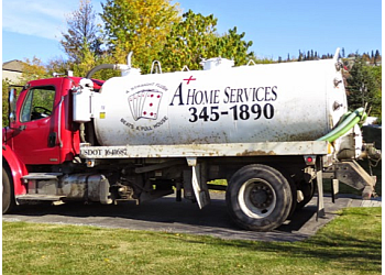 Anchorage septic tank service A Plus Home Serivces, INC
