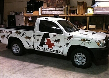Huntsville pest control company A Plus Pest Control