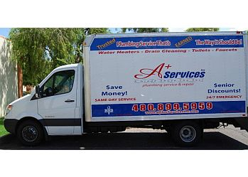 A Plus Plumbing Services, Inc.