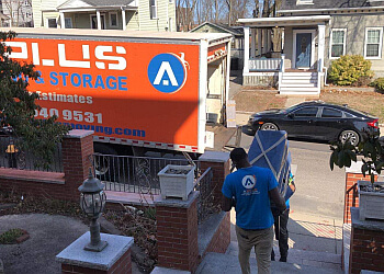 Boston moving company A-Plus moving & storage