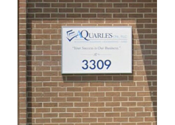 Winston Salem accounting firm A.Quarles CPA