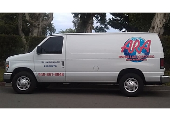 Irvine hvac service ARA Heating & Air Conditioning