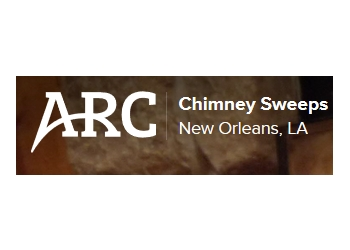 New Orleans chimney sweep ARC Chimney Sweeps