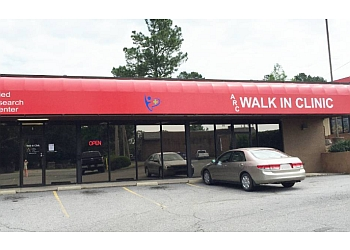 Little Rock urgent care clinic ARC Express Walk-in Clinic