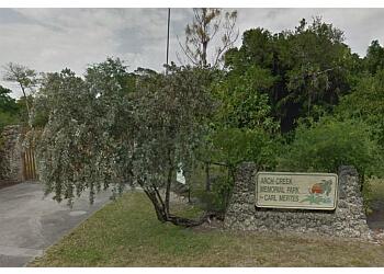 Miami Gardens hiking trail ARCH CREEK PARK